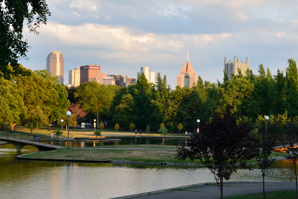 Allegheny Commons Dog Park